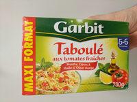 Taboulé aux Tomates Fraîches - Product - fr