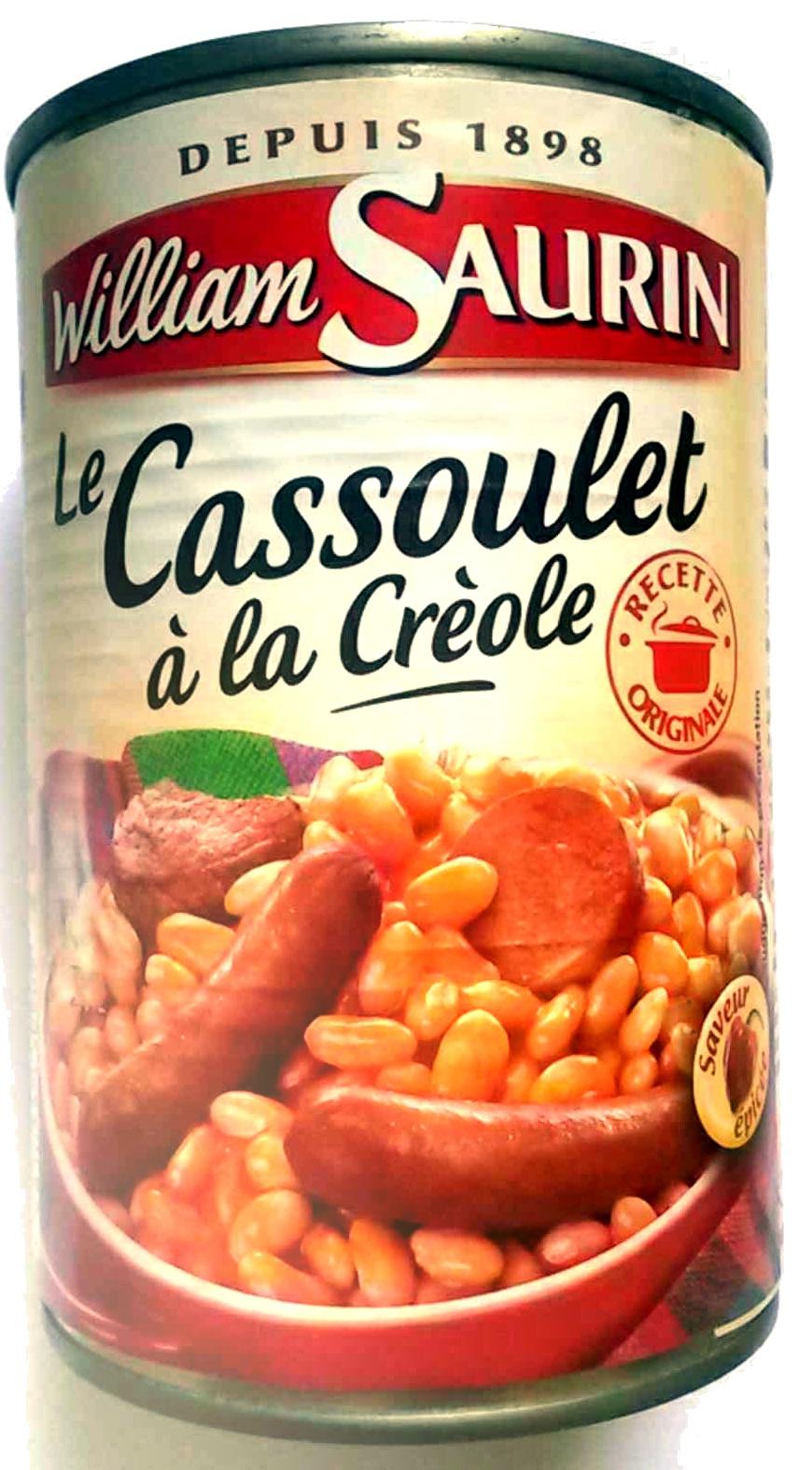 Le Cassoulet à la Crèole - Product - fr