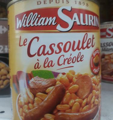 Le cassoulet à la Créole - Produit - fr