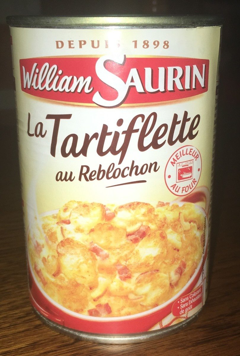 La Tartiflette au Reblochon - Product - fr