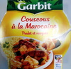 Couscous à la Marocaine - Poulet et merguez - Produit