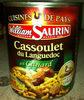 Cassoulet du Languedoc au  Canard - Cuisiné à la graisse de Canard - Produto