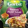 Potatoes Poulet Kebab sauce Blanche - Product