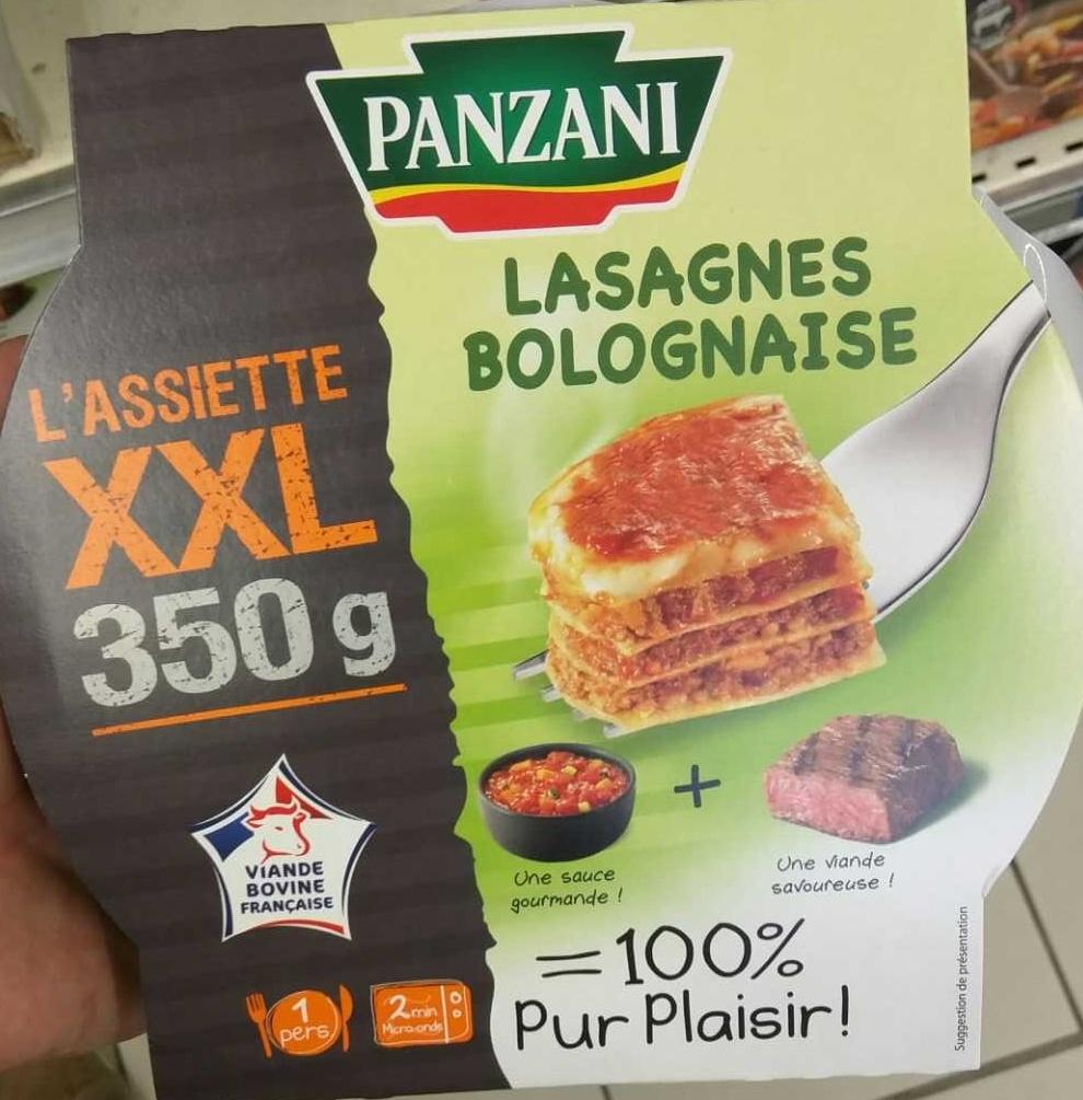 Lasagnes Bolognaise - Product - fr