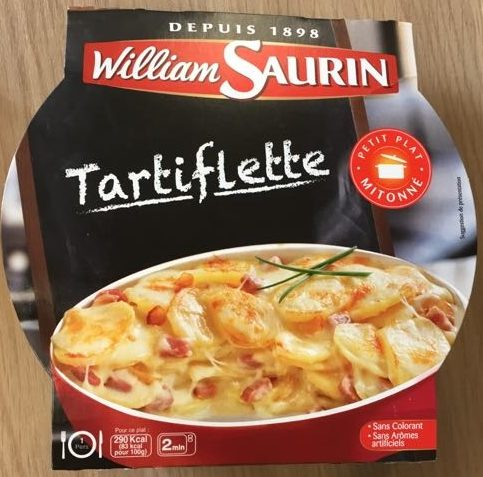 Assiette Tartiflette - Product - fr