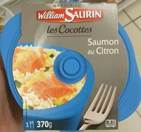 Les Cocottes Saumon au Citron - Produit