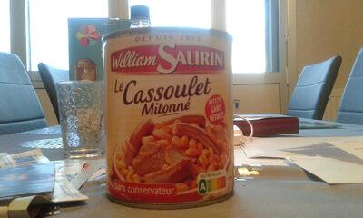Le Cassoulet Mitonné - Product - fr