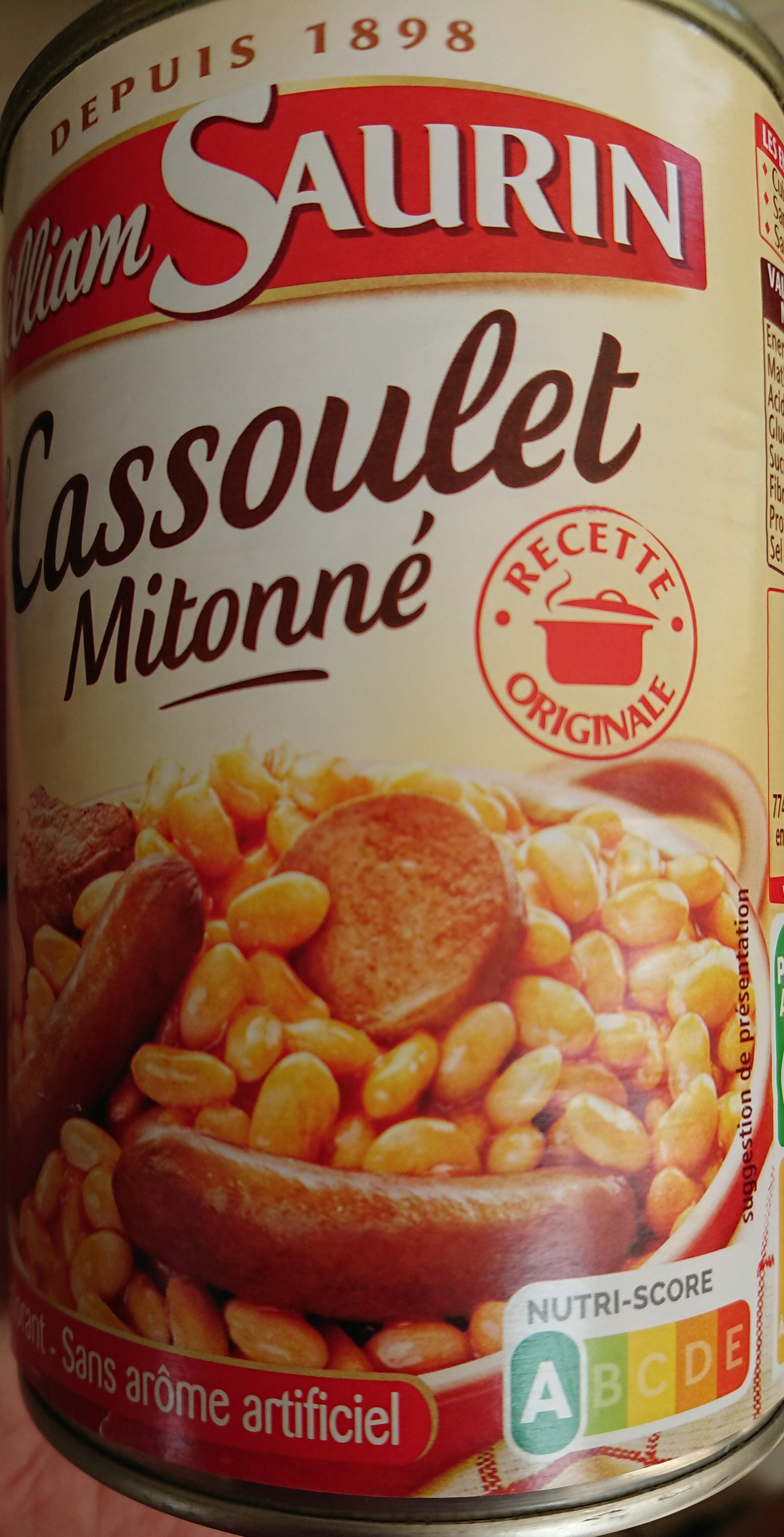 Le Cassoulet Mitonné - Product