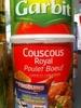 Couscous royal poulet bœuf - Product