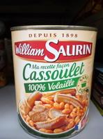 Ma recette façon Cassoulet 100 % volaille - Product