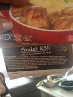 Poulet Rôti Et Pommes De Terre William Saurin - Ingrediënten