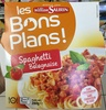 Les Bons Plans! Spaghetti Bolognaise - Produit