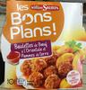 Les Bons Plans! Boulettes de boeuf à l'Orientale et Pommes de terre - Product