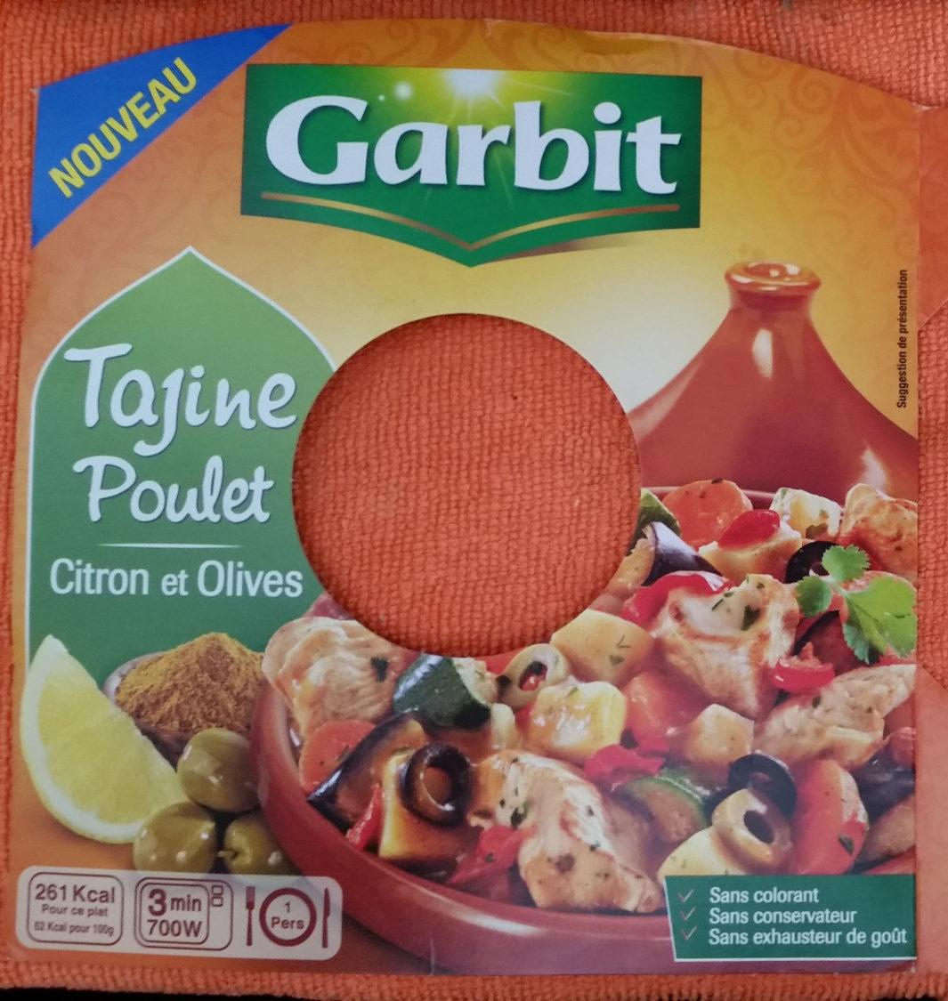 Tajine Poulet Citron et Olives - Product - fr