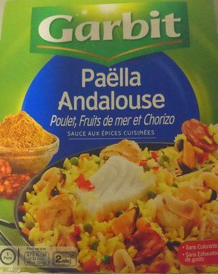 Paella Andalouse - Product