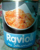 Ravioli au saumon - Product - fr