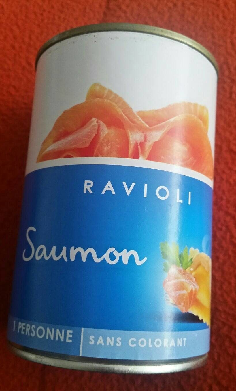 Ravioli Saumon - Product - fr