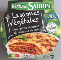 Lasagnes végétales - Product - fr