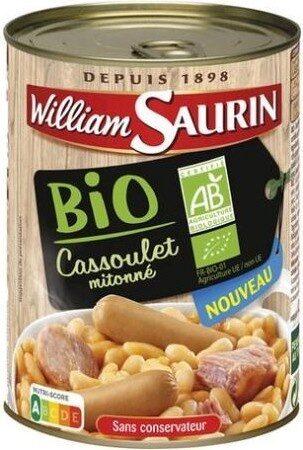 Cassoulet mitonné - Product - fr