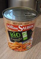 Cassoulet mitonné bio - Product