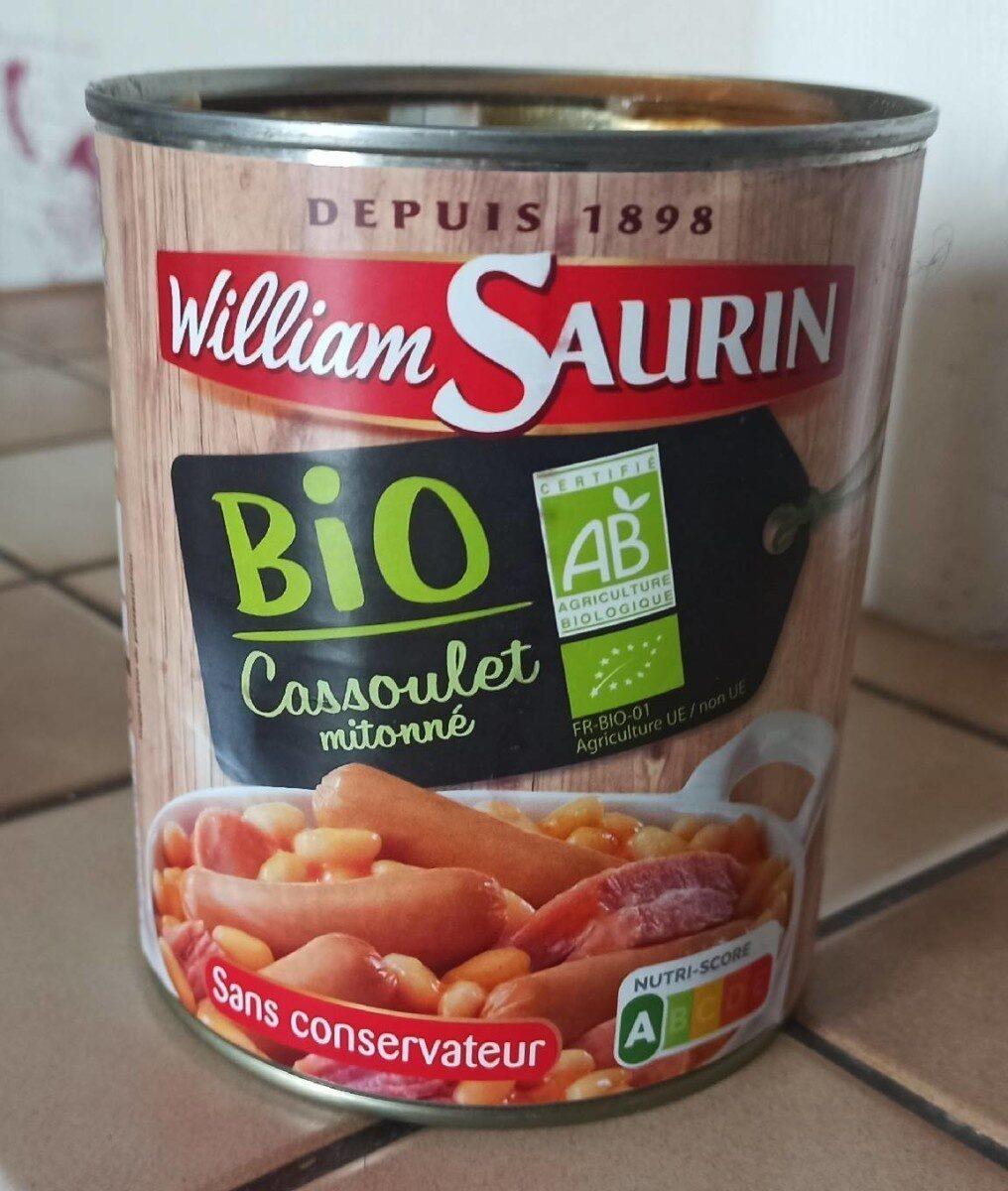 Cassoulet Bio - Product - fr