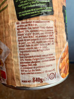 Cassoulet mitonné bio - Ingredients
