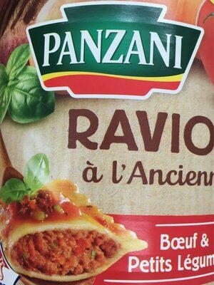 Ravioli à l'ancienne - Produit - fr