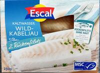 Kaltwasser Wild-Kabeljau - Product - de