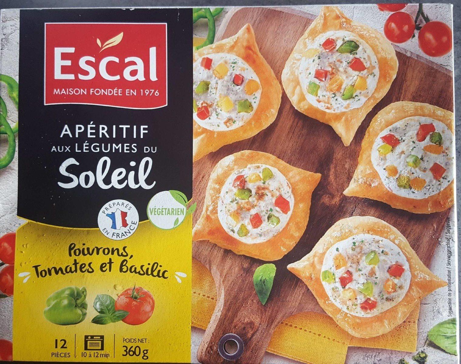 Apéritif aux légumes du soleil - Product - fr