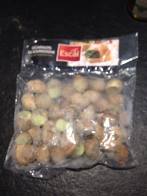 Escargots de bourgogne preparés - Product - fr