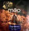 Café Méo Espresso - Product