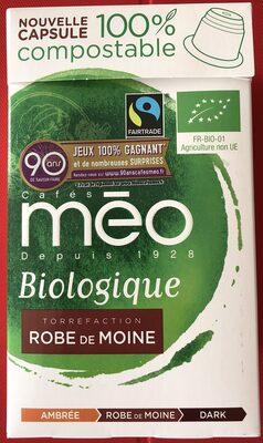 Cafe Meo Robe de Moine - Product