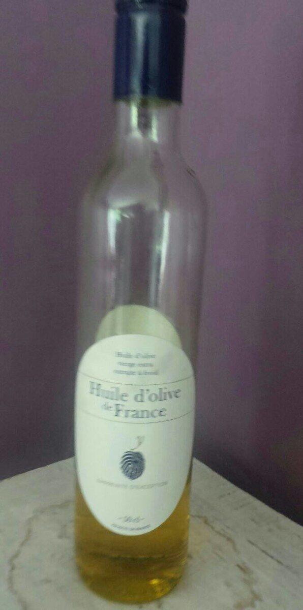 Huile d'olive de France - Prodotto - fr
