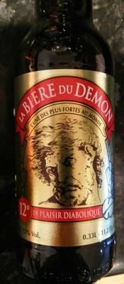 La bière du Démon - Produit