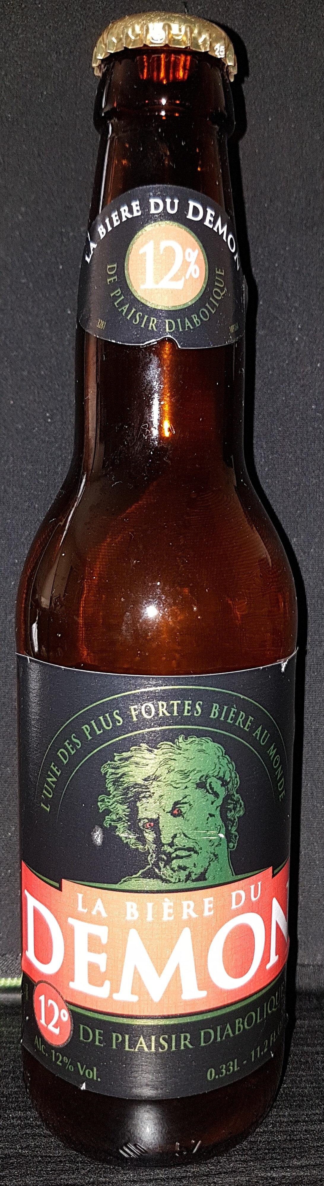 La bière du Démon - Product - fr