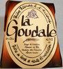 La Goulade - bière blonde à l'ancienne - Product