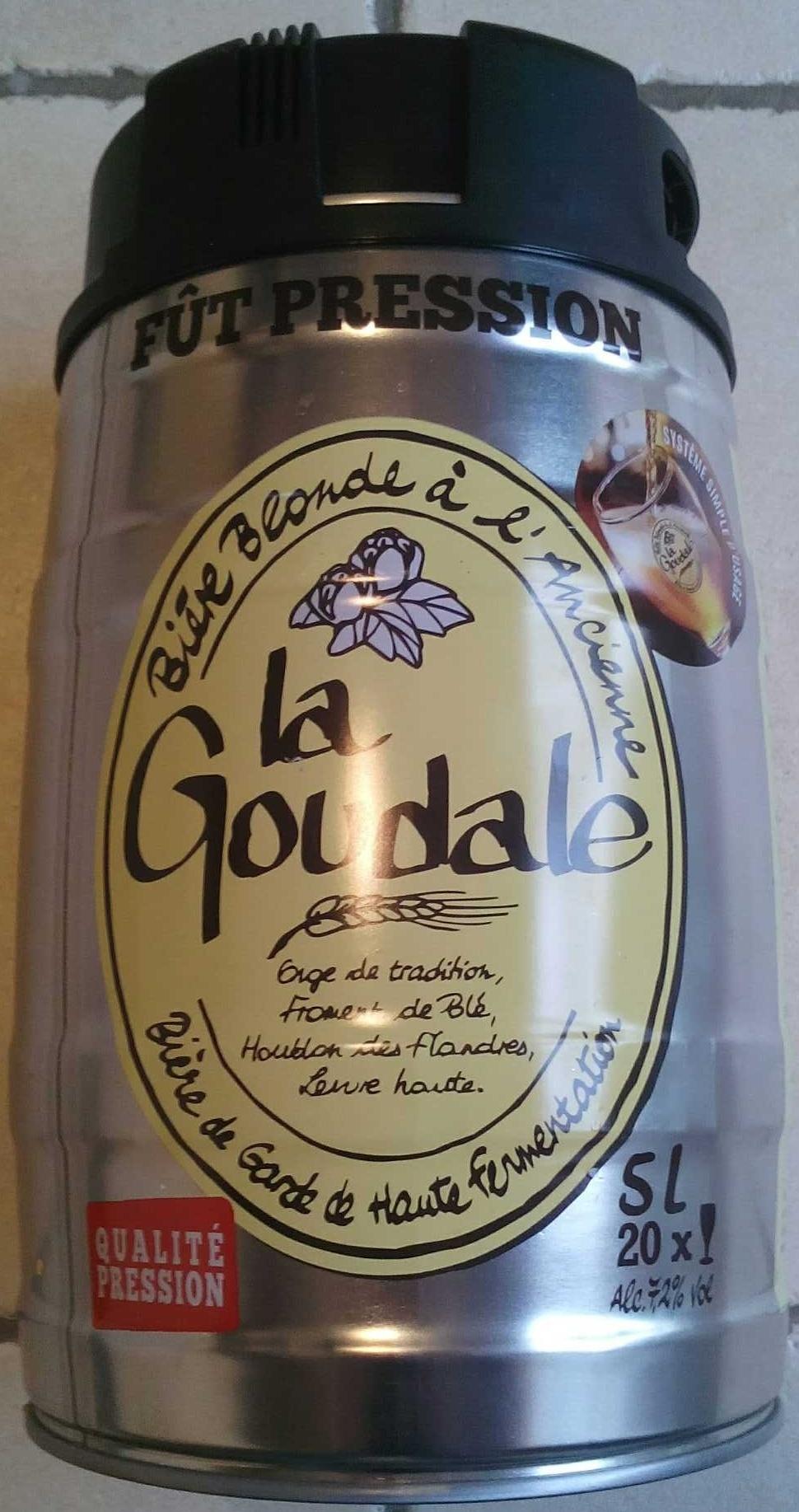 La Goudale - Product - fr