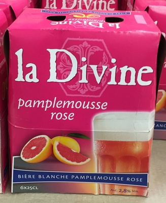Pamplemousse Rose - Produit