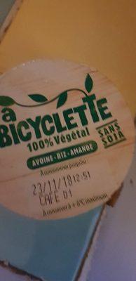 Yaourt 100% végétal avoine-riz-amande - Product