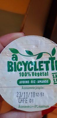 Yaourt 100% végétal avoine-riz-amande - Ingrediënten