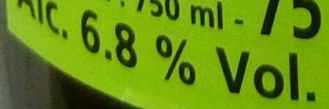 La Goudale de Printemps - Nutrition facts - fr