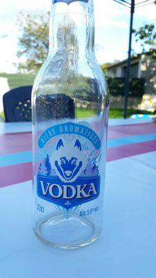 Bière aromatisée vodka - Produit - fr