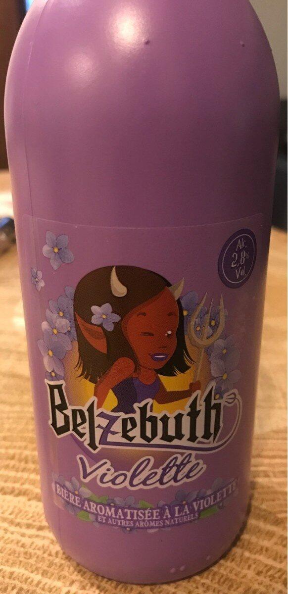 Belzebuth violette - Product - fr