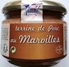 Terrine de porc au Maroilles - Produit