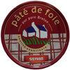 Pâté de foie pur porc Breton - Product