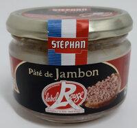 Pâté de Jambon Label Rouge - Produit - fr