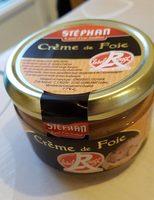 Crème de foie - Product