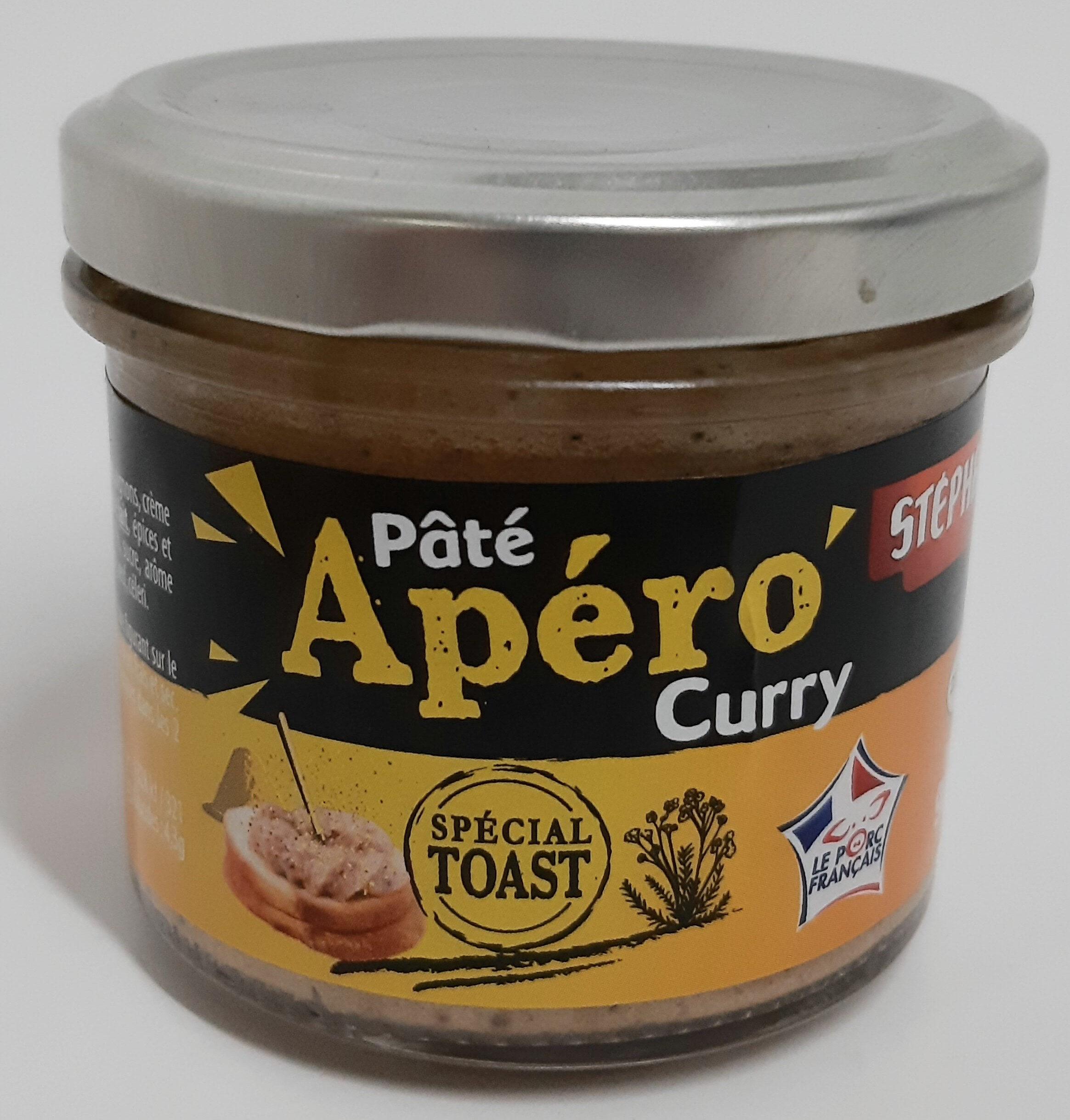 Pâté 'Apéro' Curry - Produkt