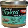 Apéro (Rillettes Thon Poivre vert) - Produit