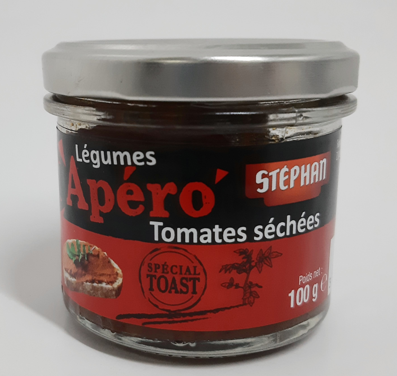 Légumes 'Apéro' tomates séchées - Produkt